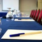 конференция трибуна