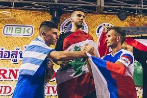 Чемпионат мира по Муай Боран
