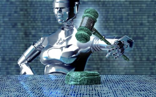 Суд над роботами