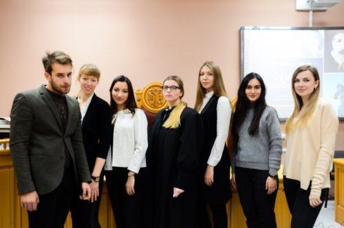 Студенты Юридического института ТГУ разрешили дело с участием беспилотника!